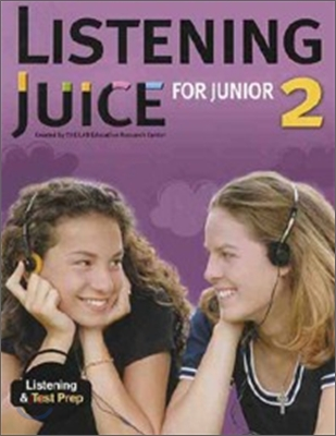 Listening Juice for Junior 2 : with Script & Answer Key