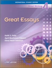 Great Writing 4 : Great Essays, 3/E