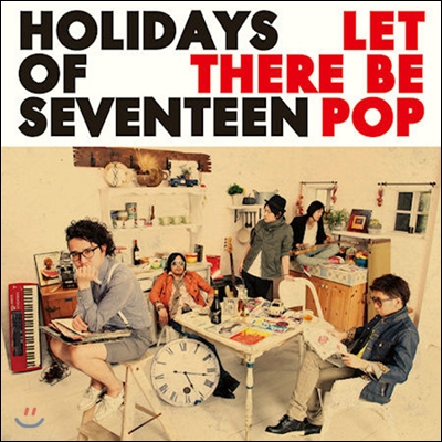 Holidays Of Seventeen (홀리데이스 오브 세븐틴) / Let There Be Pop (미개봉)