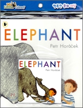 My Little Library Pre-Step : Elephant (Paperback Set)