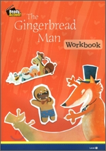 Ready Action Level 1 : The Gingerbread Man (Workbook)