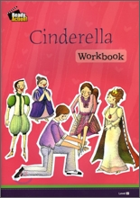 Ready Action Level 2 : Cinderella (Workbook)