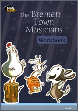 Ready Action Level 3 : The Bremen Town Musicians (Workbook)
