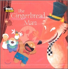 Ready Action Level 1 : The Gingerbread Man (Audio CD)