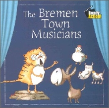 Ready Action Level 3 : The Bremen Town Musicians (Audio CD)