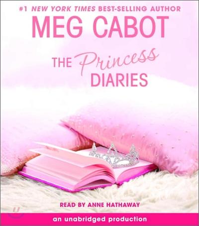 The Princess Diaries 1 : Princess Diaries (Audio CD)