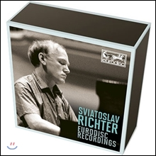 Sviatoslav Richter 스비아토슬라프 리히터 유로디스크 레코딩 전집 (Eurodisc Recordings)