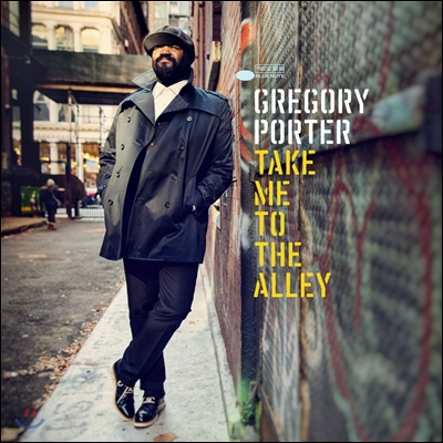 Gregory Porter (그레고리 포터) 2집 - Take Me To The Alley [2LP]