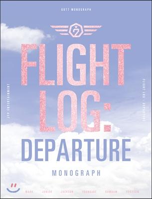 갓세븐 (GOT7) - Flight Log : Departure GOT7 Monograph