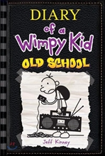 Diary of a Wimpy Kid #10 : Old School