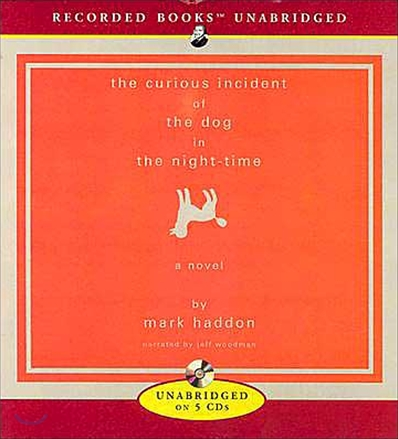 The Curious Incident of the Dog in the Night-Time (Audio CD)