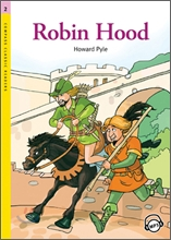 Compass Classic Readers Level 2 : Robin Hood (Book+CD)