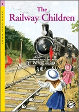 Compass Classic Readers Level 2 : The Railway Children (Book+CD)