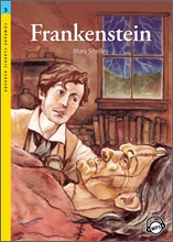 Compass Classic Readers Level 3 : Frankenstein (Book+CD)
