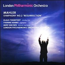 """Klaus Tennstedt 말러: 교향곡 2번 부활 - 클라우스 텐슈테트 (Gustav Mahler: Symphony No. 2 in C minor, """"Resurrection"""")"""
