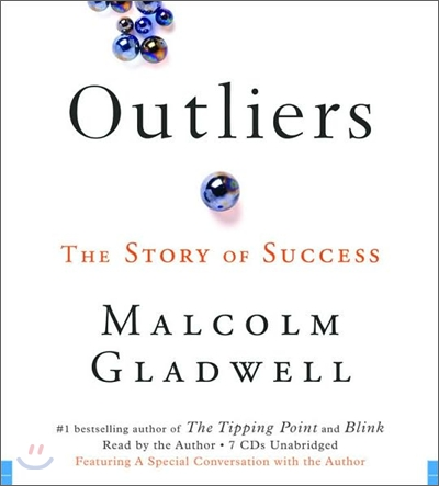 Outliers : The Story of Success (Audio CD)