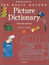 The Basic Oxford Picture Dictionary Monolingual