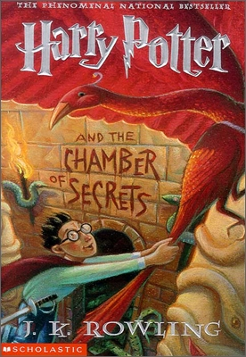 Harry Potter and the Chamber of Secrets : Book 2