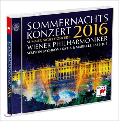 Semyon Bychkov 2016 빈 필하모닉 썸머 나잇 콘서트 (Summer Night Concert 2016) 세묜 비치코프