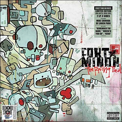 Fort Minor (포트 마이너) - The Rising Tie [Record Store Day Exclusive]