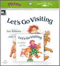 Pictory Set Pre-Step 10 : Let's Go Visiting (Paperback Set)