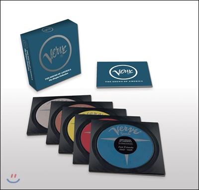 Verve - The Sound Of America: The Singles Collection (버브 - 사운드 오브 아메리카: 싱글 컬렉션)