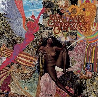Santana (산타나) - 2집 Abraxas [LP]