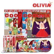 (DVD+BOOK) 올리비아 시즌 1~7 풀 세트 (Olivia Season 1~7 Full Set DVD+BOOK)