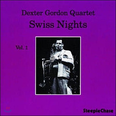 Dexter Gordon (덱스터 고든) - Swiss Nights, Vol. 1