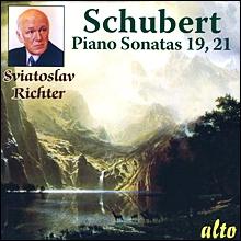 Sviatoslav Richter 슈베르트: 피아노 소나타 19번 21번 (Schubert: Piano Sonatas Nos. 19 & 21) 스비아토슬라프 리히터