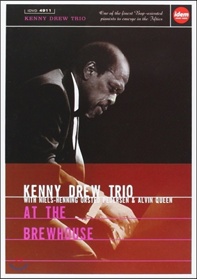 Kenny Drew (케니 드류) - At The Brewhouse (Ntsc, All코드, 칼라, 스테레오)