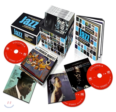 퍼펙트 재즈 컬렉션 1집 (The Perfect Jazz Collection: 25 Original Recordings)