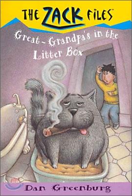 The Zack Files #1 : Great-Grandpa's in the Litter Box