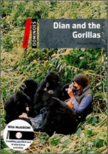 Dominoes 3 : Dian and the Gorillas (Book & CD)