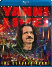 Yanni - The Concert Event