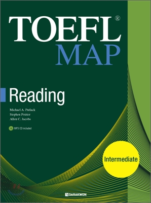 TOEFL MAP Reading Intermediate