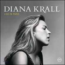 Diana Krall (다이애나 크롤) - Live In Paris [2LP 한정반]