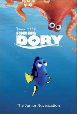 Finding Dory Junior Novelization