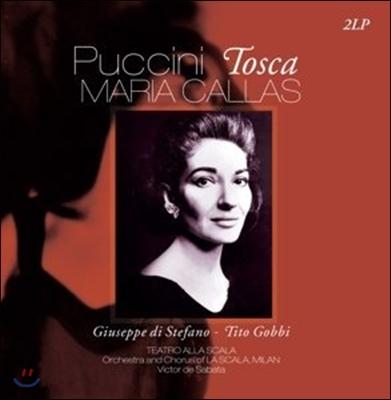 Maria Callas 푸치니: 토스카 - 마리아 칼라스, 티토 곱비, 주세페 디 스테파노 (Puccini: Tosca)