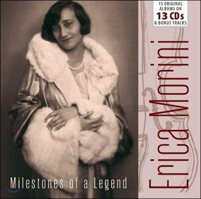 Erica Morini - Milestones of a Legend (에리카 모리니 - 전설의 마일스톤즈)