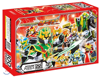 레전드히어로 삼국전 직소 퍼즐 100조각