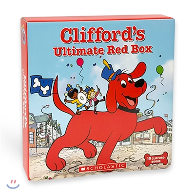 Clifford Ultimate Red Box Set