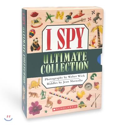 아이 스파이 10권 세트 I Spy a Book of Ultimate Collection