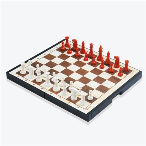 [명인바둑] 소형 자석 체스(단면) M-100 /보드게임