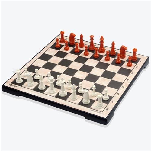 [명인바둑] 소형 자석 체스(단면) M-080 /보드게임