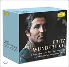 프리츠 분덜리히 도이치 그라모폰 스튜디오 녹음 전곡집 (Fritz Wunderlich Complete Studio Recordings On DG) [32CD]