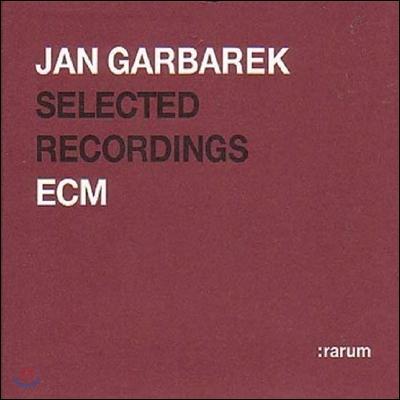 Jan Garbarek (얀 가바렉) - ECM Selected Recordings: Rarum II