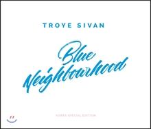 Troye Sivan (트로이 시반) - Blue Neighbourhood [CD+DVD Korea Special Edition]