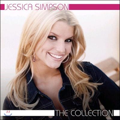 [중고] Jessica Simpson / The Collection (홍보용)
