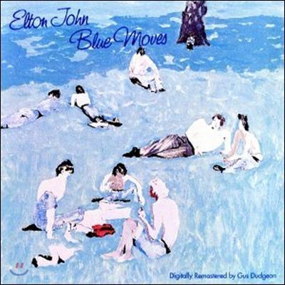 Elton John / Blue Moves (홍보용/미개봉)